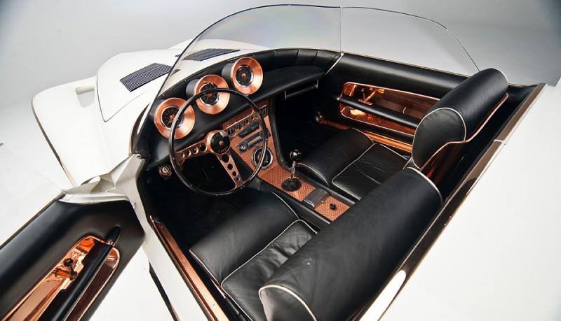 Mercer Cobra roadster 1965