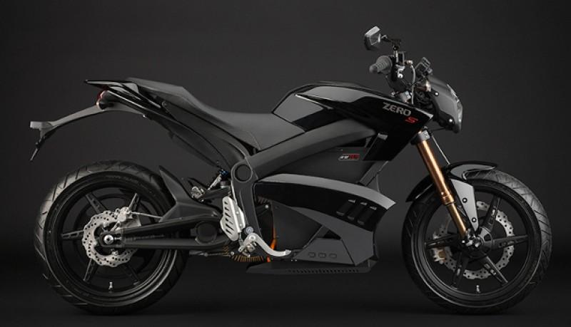 Zero S moto eléctrica