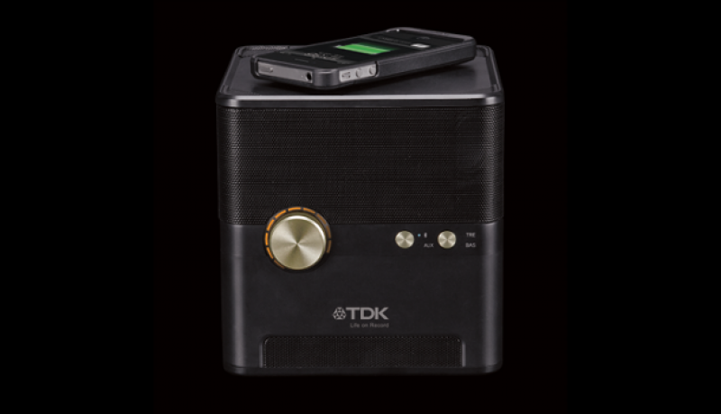 Altavoz Wireless TDK Charging Speaker
