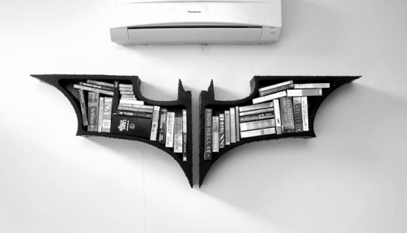 Estantería Batman