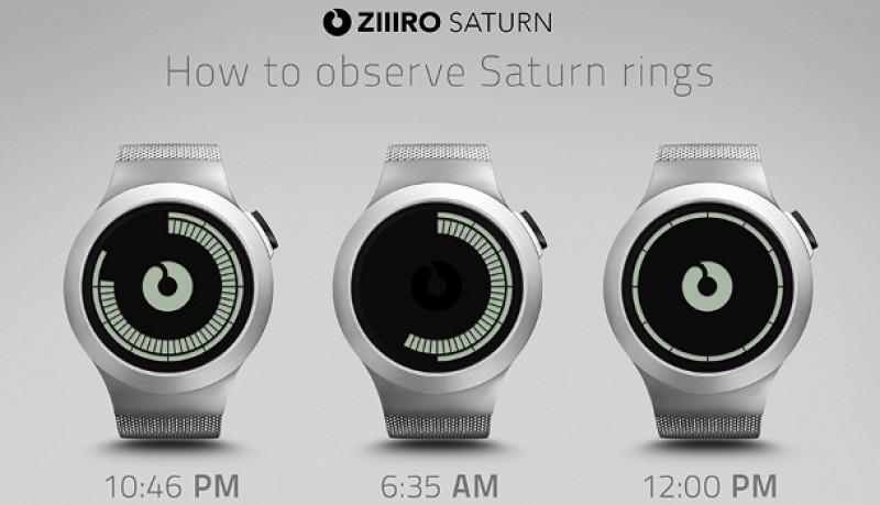 ZIIIRO Saturn