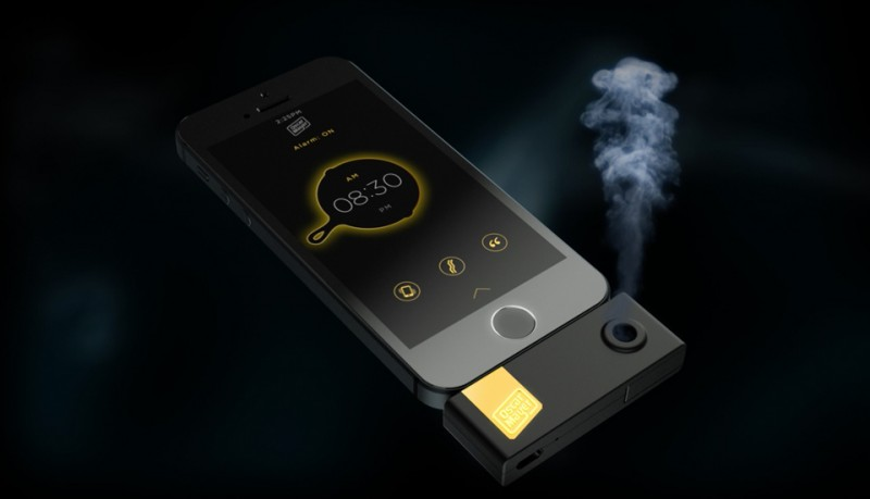 Alarma olor a bacon para iPhone