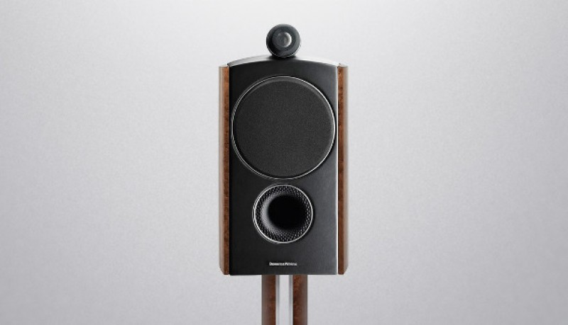 Altavoces Bowers & Wilkins 805 Maserati Edition