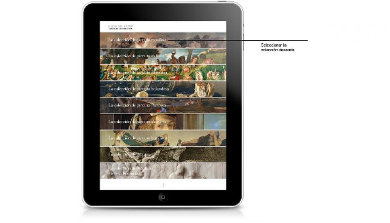 La guía del Prado App