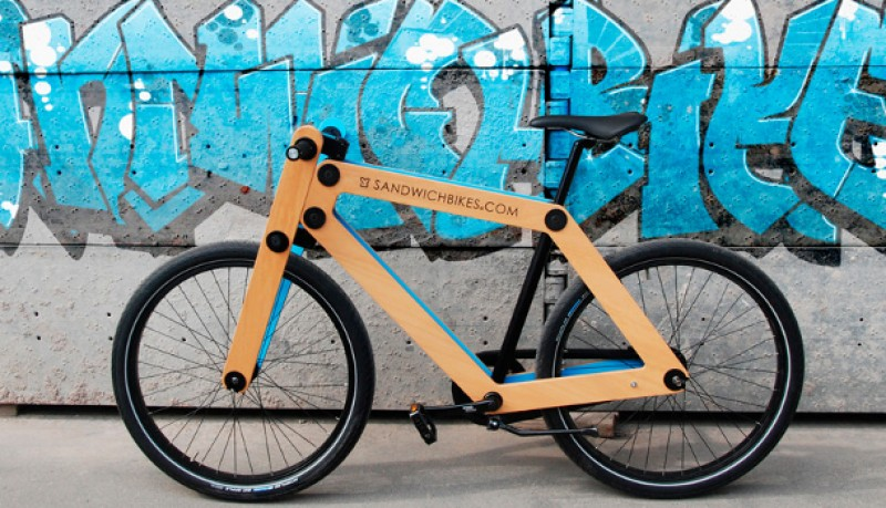 Bicicleta Sandwichbike
