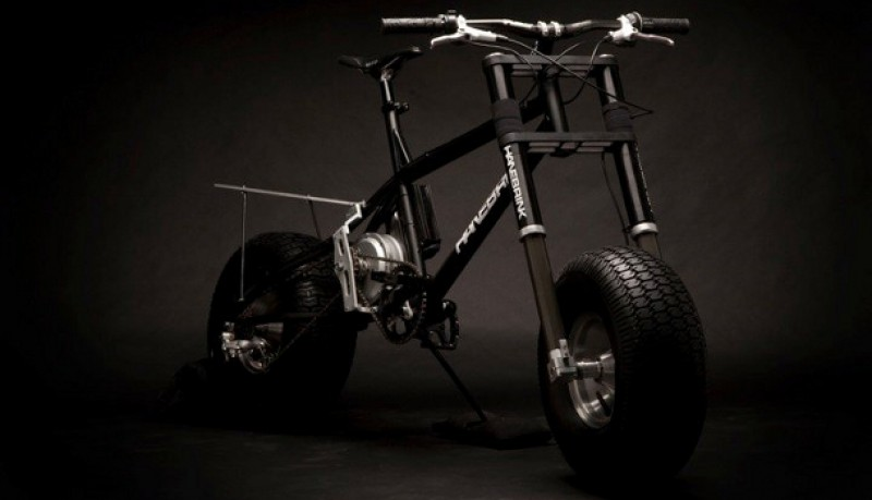 Bicicleta eléctrica Hanebrink X2