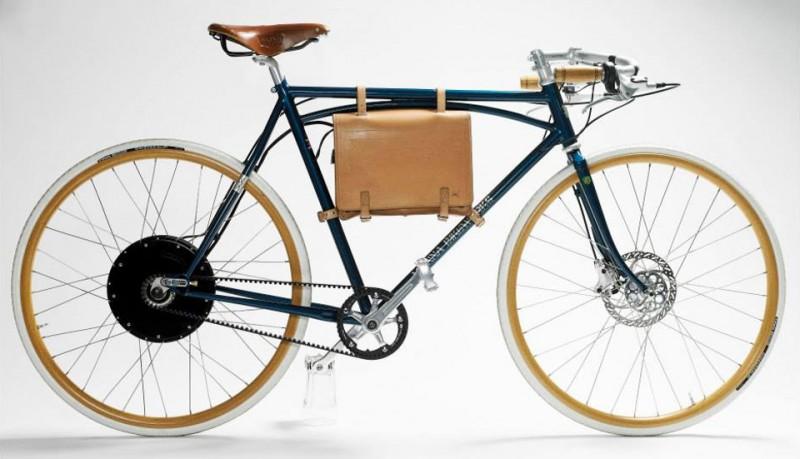 Ebike de Vienna Bikeworks