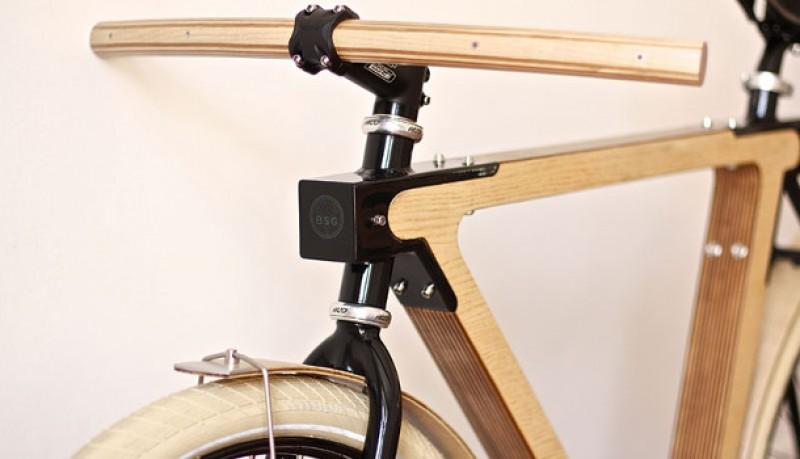 Bicicletas de madera Wood.b de BSGBIKES