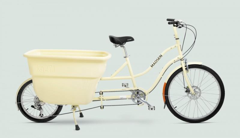 Madsen cycles bicicletas para transporte urbano