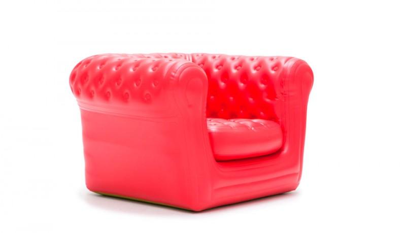 Big Blo sofá Chester hinchable