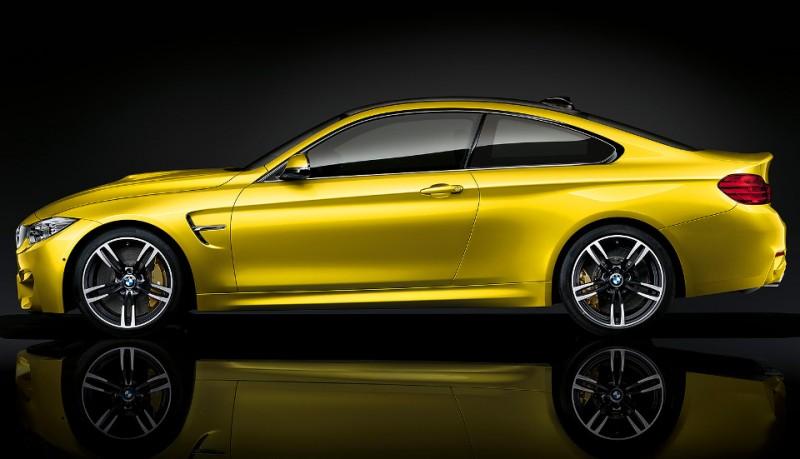 BMW 2015 M4 Coupé