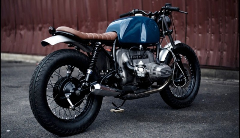 BMW R75 serie 7 de Clutch Motorcycles