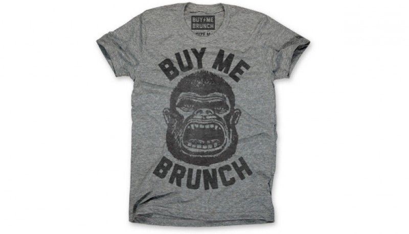 Camisetas Buy Me Brunch