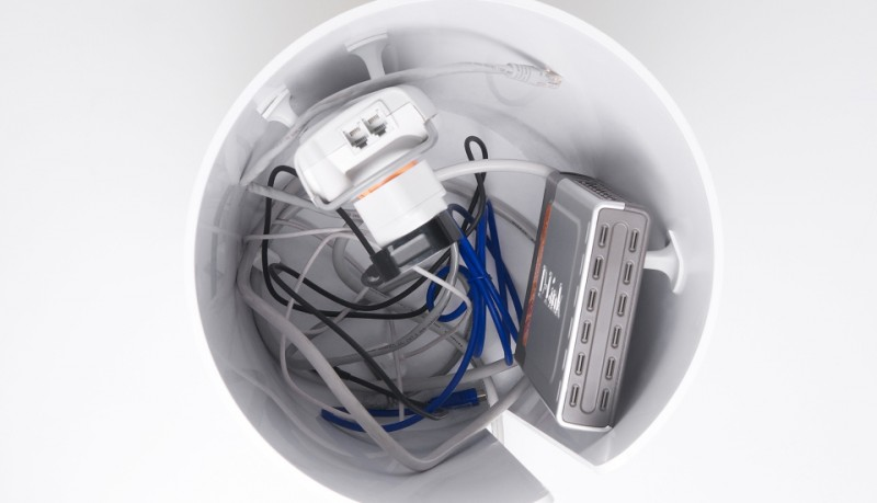 Cablebin cubo para cables