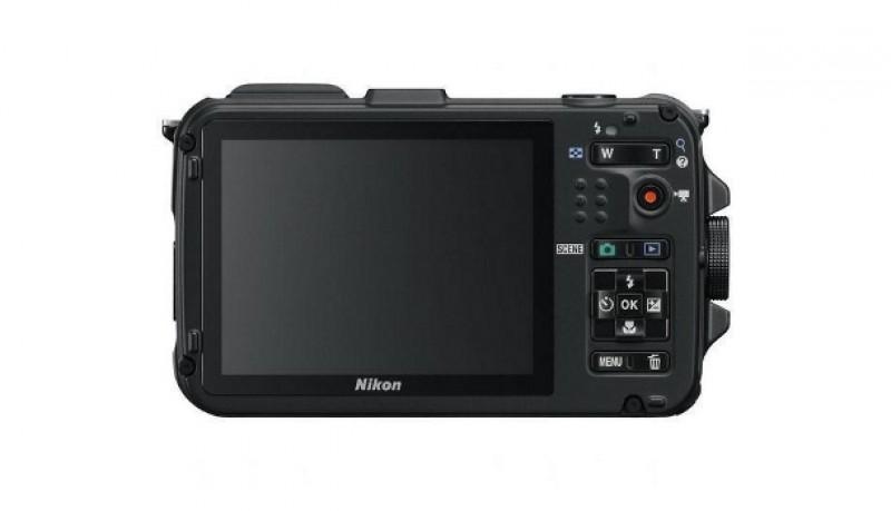 Nikon Coolpix AW100 Camuflaje