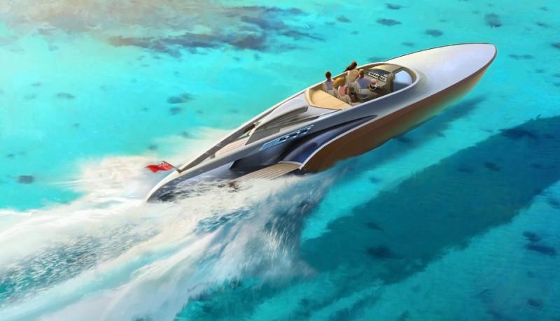 Claydon Reeves Aeroboat