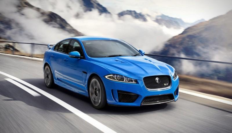 Jaguar 2014 XFR-S