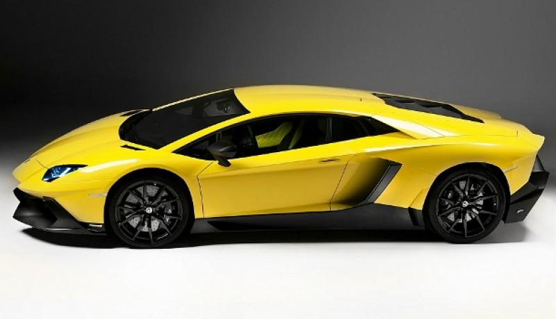 Lamborghini Aventator LP 720-4 50 aniversario