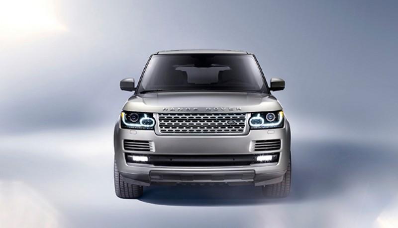Land Rover 2013