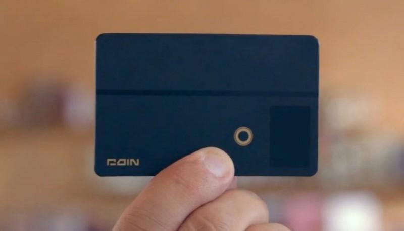 Coin tarjeta de crédito todo en uno