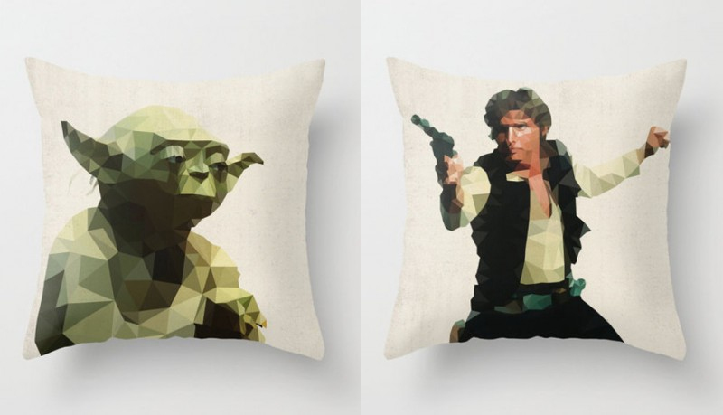 Cojines Star wars
