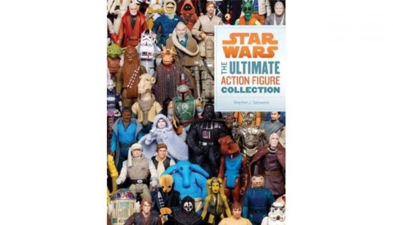 Colección de figuras de Star Wars