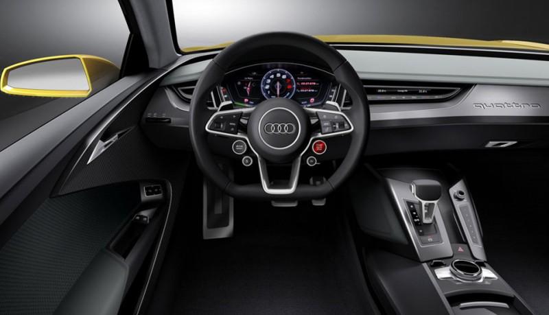 AUDI 700 Sport Quattro Concepto