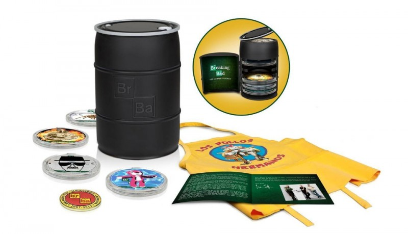 Breaking Bad serie completa Blu-ray