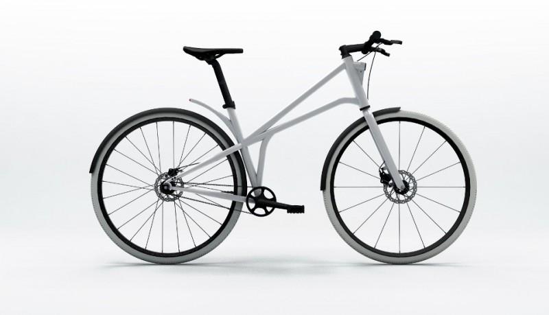 Cylo bicicleta urbana