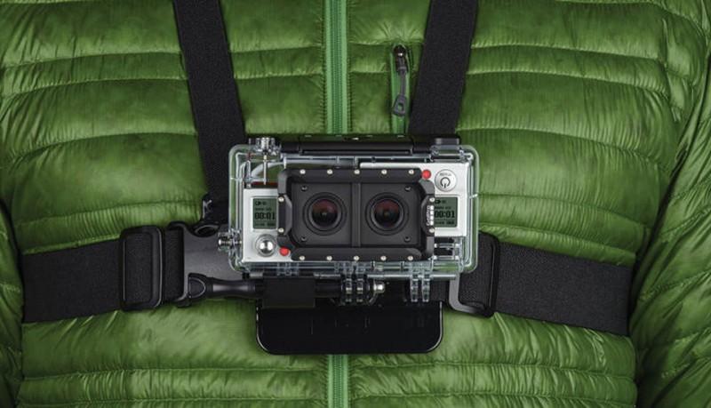 Dual Hero graba en 3D con tu cámara GoPro
