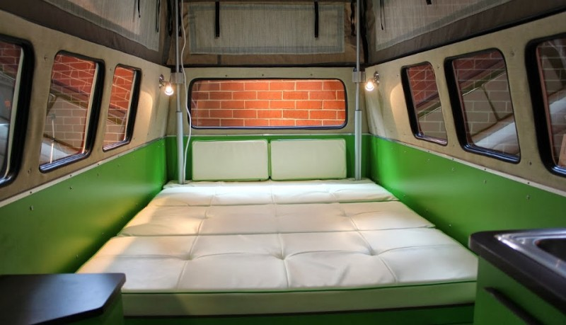 Dub Box caravana retro