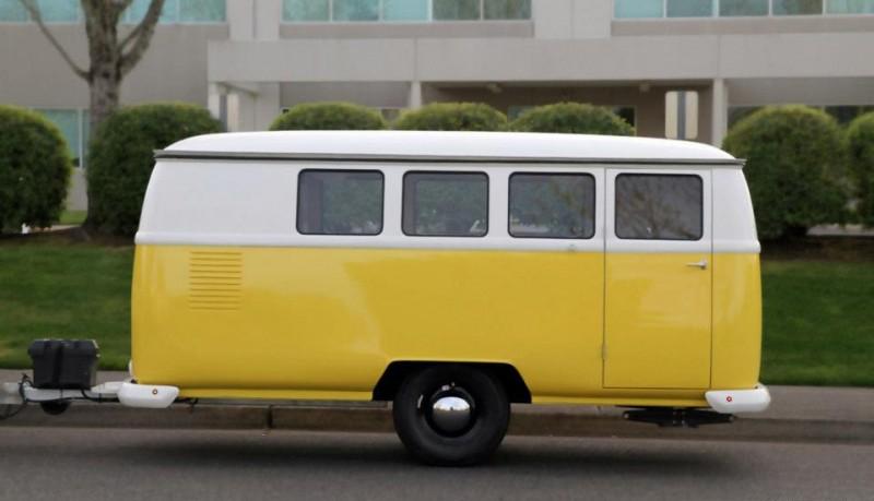 Dub Box caravana retro