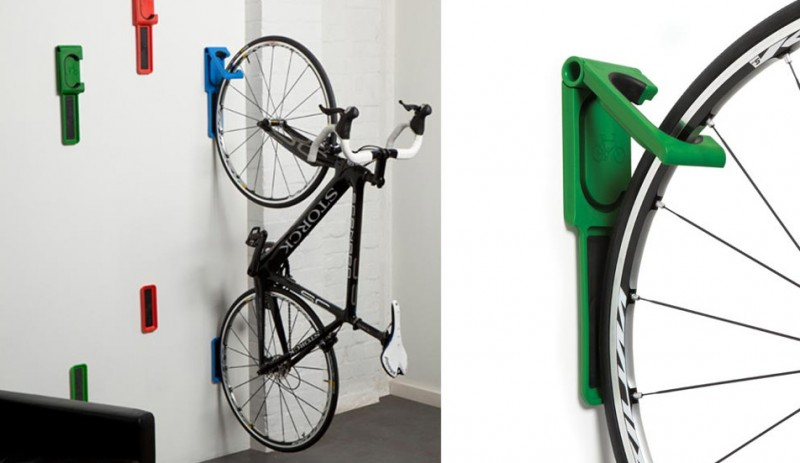 Endo Cycloc rack para bicicletas de pared