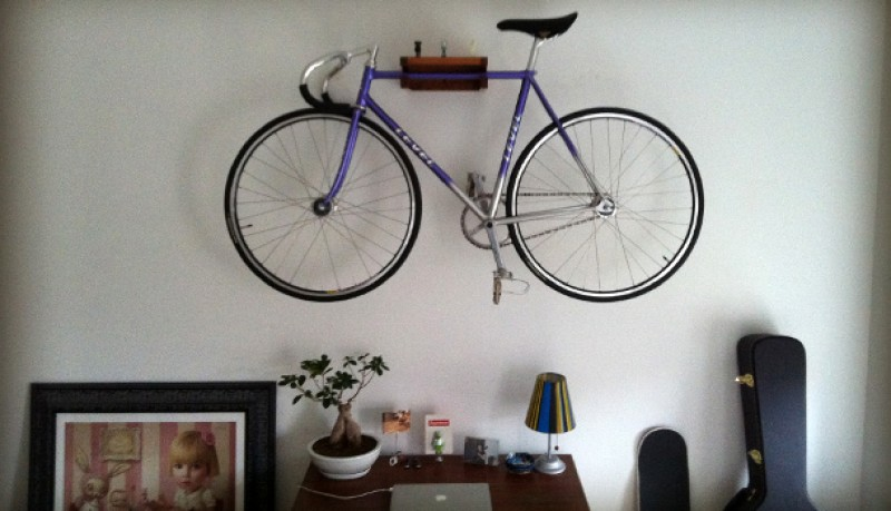 Urban City Bike Shelf