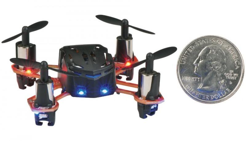 Estes Proto X Nano el cuadricóptero más pequeño del mundo