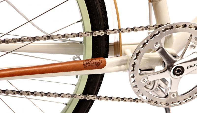 Faraday Porteur bicicleta eléctrica