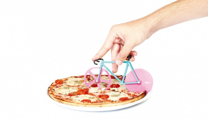 Fixie cortador de pizza