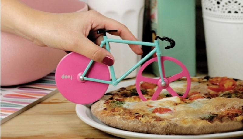 Fixie cortador de pizza