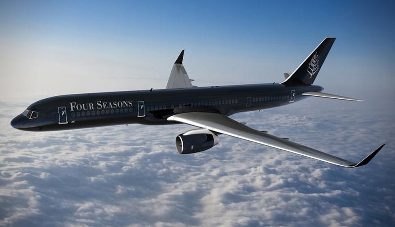 La vuelta al mundo en un Jet Privado de Four Seasons