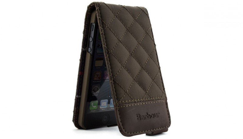 Funda iPhone 5 Barbour