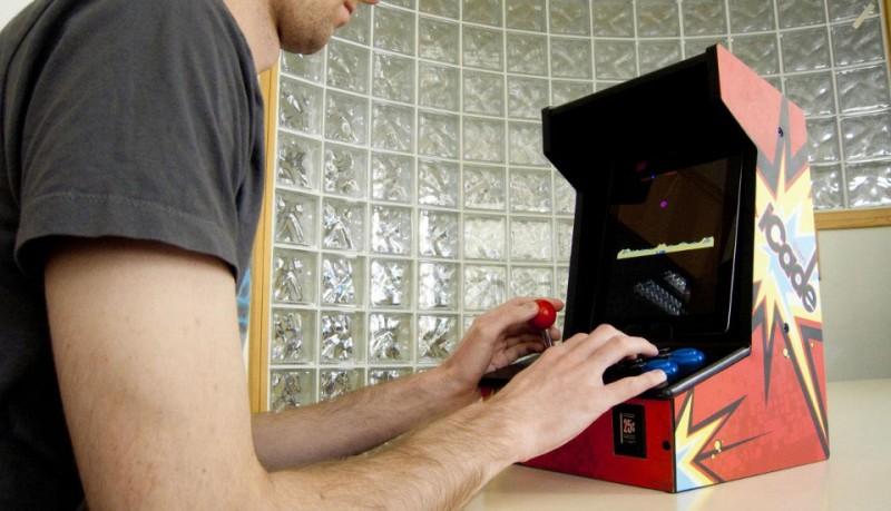 ION iCade ARCADE convierte tu iPad en una maquina recreativa