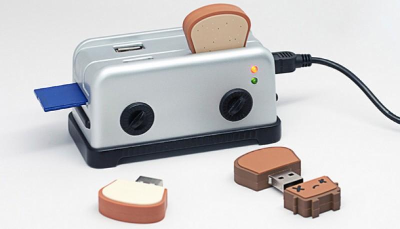 Smoko Toaster USB Hub