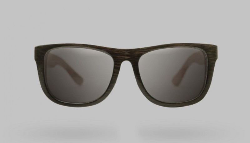Gafas Amazonia Duotono - Palo Wood