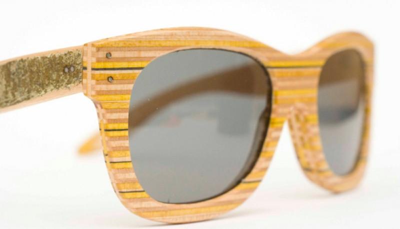 Sk8shades gafas de skate reciclado