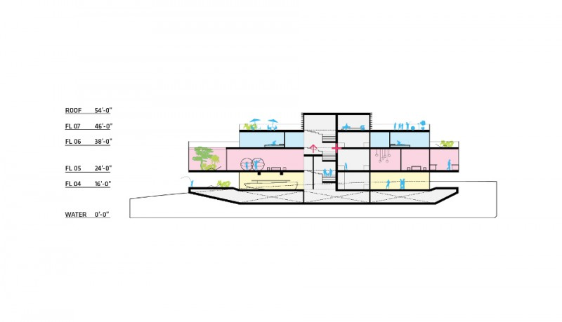 Barco de cristal de Lujac Desautel