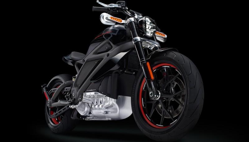 Harley Davidson Livewire moto eléctrica
