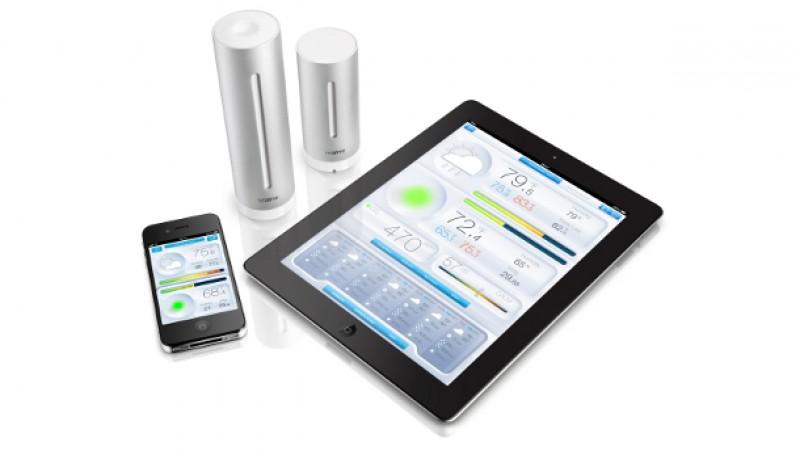 Netatmo estación metereológica para android y iPhone