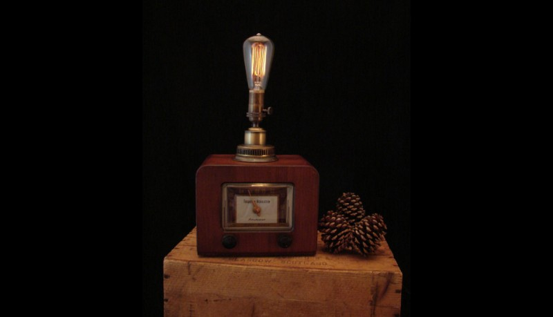 Lámparas Benclif vintage