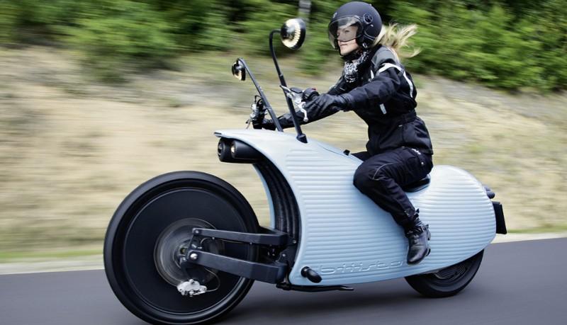 Johammer J1 moto eléctrica