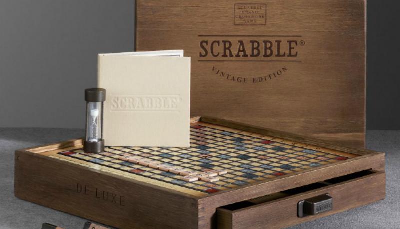 Scrabble edición Vintage